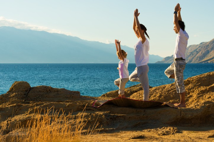 Familia-yoga